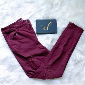American Eagle Super-High Waisted Jeggings
